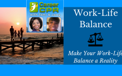 Make Your Work-Life Balance a Reality