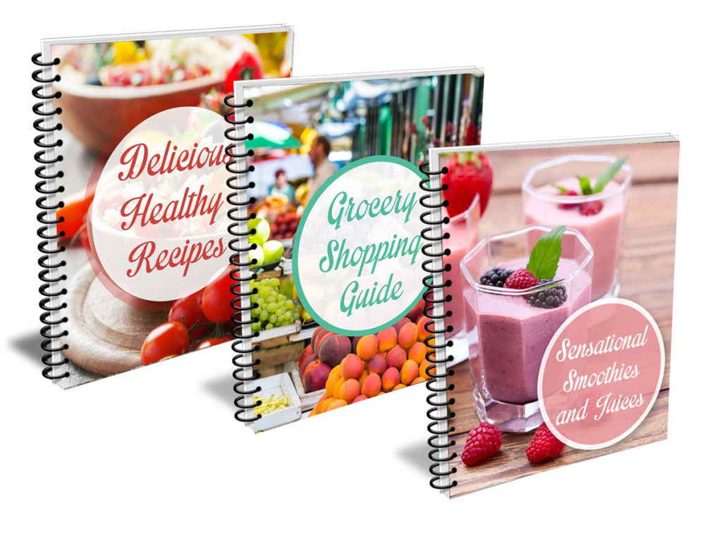 Good Nutrition Recipe Guides